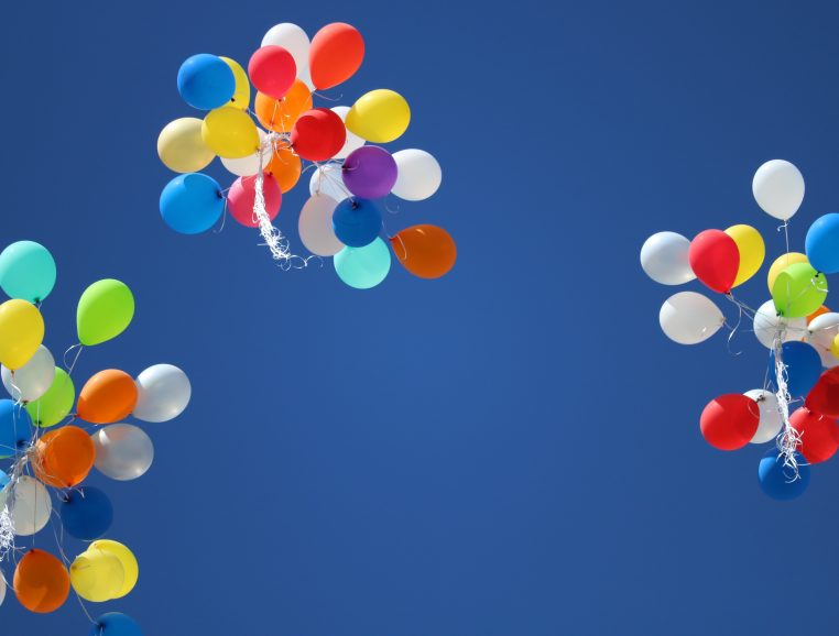 Ballons ciel