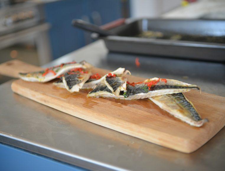 Cuisine de poissons