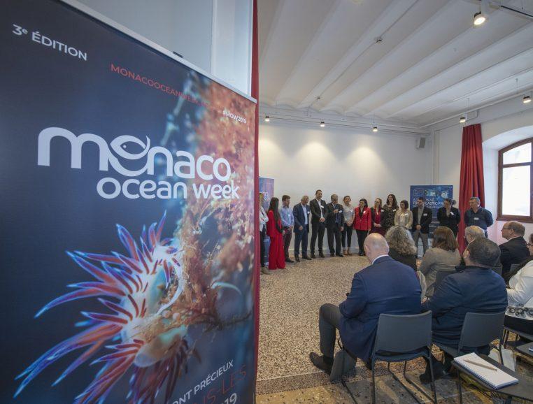 Réunion Monaco Ocean Week Beyond Plastic Med