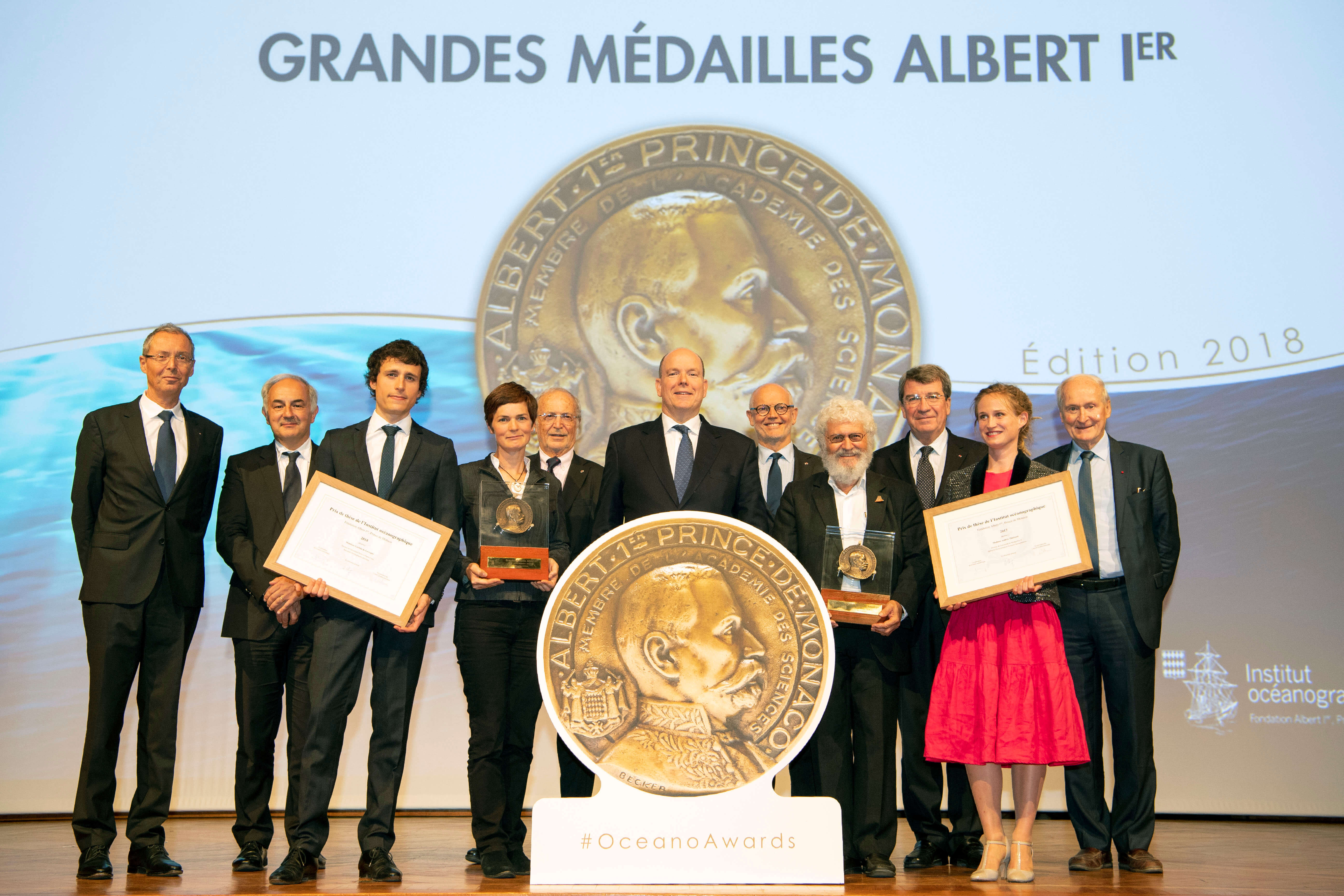 Remise Médailles Albert 1er