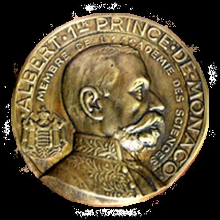 Médaille Albert Ier