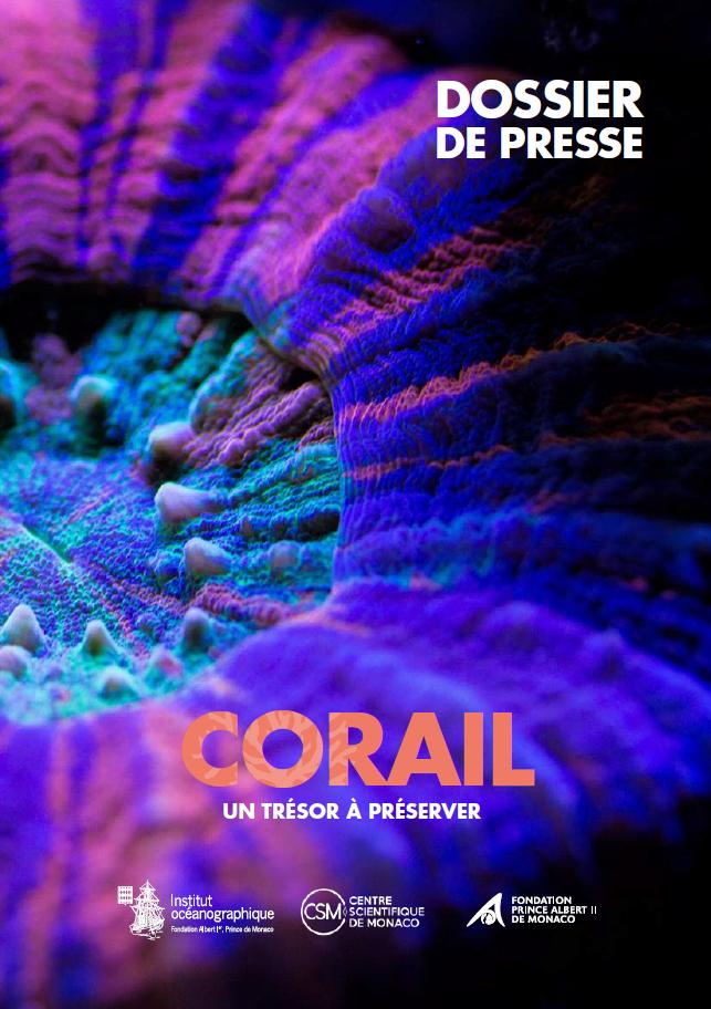 Dossier de presse - Corail - Un trésor à préserver