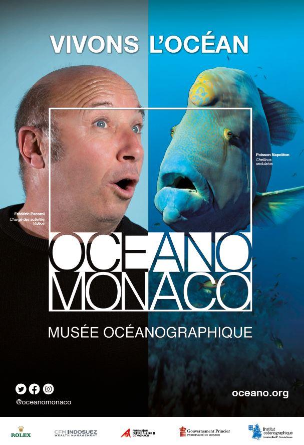 Selfie Vivons l'océan - Paco