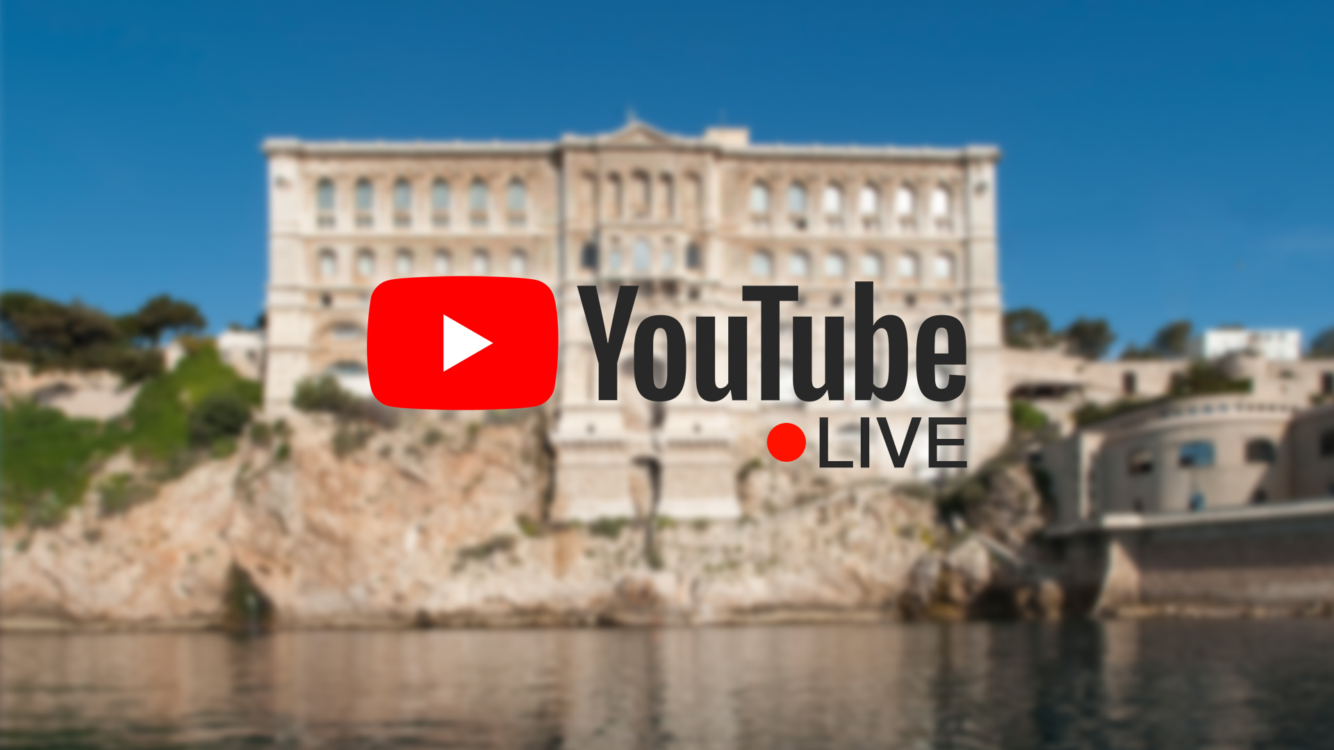 Couverture Live Youtube