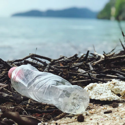 Polution plastique