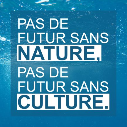 Pas de futur sans nature, pas de futur sans culture