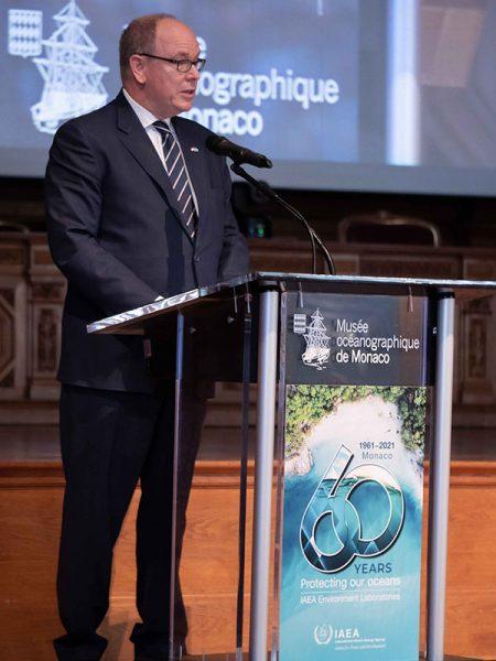 60ème anniversaire des laboratoires de l'environnement de AIEA 2021-09-30 F-Pacorel--1299047