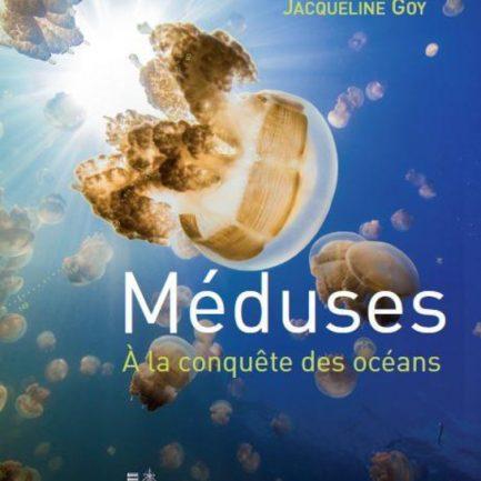 couverture du livre sur les méduses - Institut océanographique